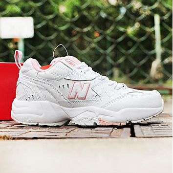 NEW BALANCE NB 608 New fashion women running shoes White