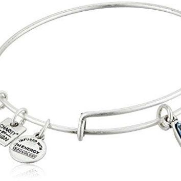 Alex and Ani Charity By Design Living Water International Bangle Bracelet