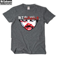 My Chemical Romance Rock Mens T Shirt classic MCR short sleeve tops colored plus size O-Neck T-shirt fitness tees quick shipping