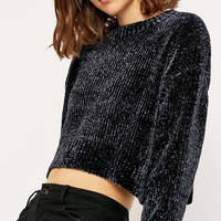 Cheap Monday Detect Chenille Knit Jumper - Urban Outfitters