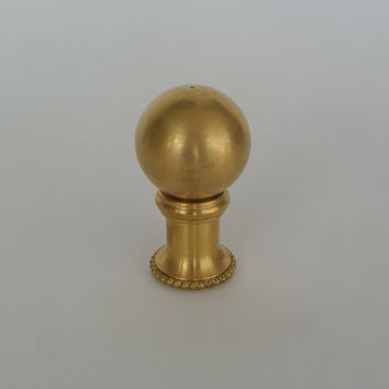 Beaded Ball Drawer Pull / Knob - Pair