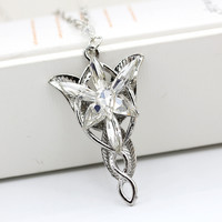 Hobbit Arwen Evenstar Necklace  [7279080327]