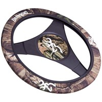 Browning Buckmark Mossy Oak Camo Neoprene Steering Wheel