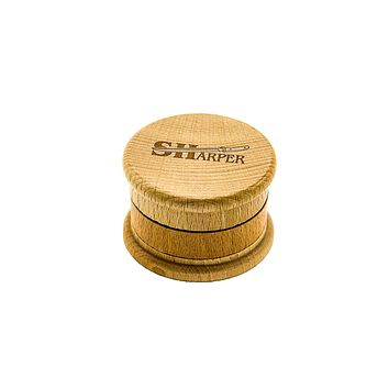 "Sharper Wooden Grinder - (2.0"")"