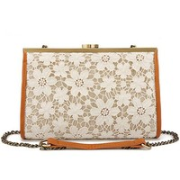 Latest Summer Classical Lace Handbag