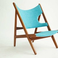 Rare Lounge Chair by IB Kofod-Larsen