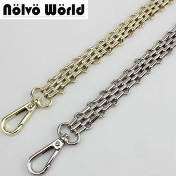 5pcs High Grade 17mm Width Bag Strap Chain Purse Handle M