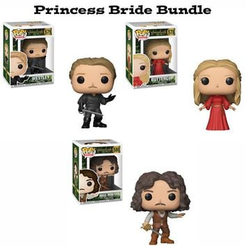The Princess Bride Funko Pop! Movies Bundle