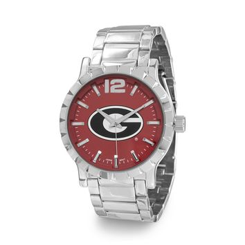 University of Georgia Officially Licensed Men's Watch