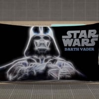 Darth Vader Star Wars rectangle pillow case, pillow cover, cute and awesome rectangle pillow covers