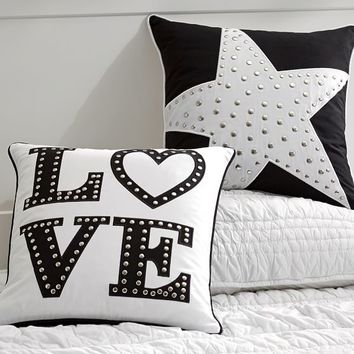 Glam Stud Pillow Cover