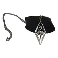 The Elder Scrolls V: Skyrim Metal Necklace Cosplay Toy
