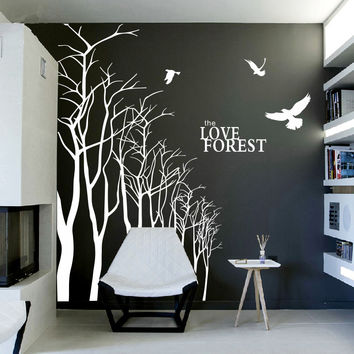 Nature Design Tree Wall Decal