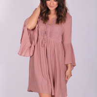 Limitless Rose Dress
