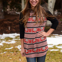Merry and Bright Tunic
