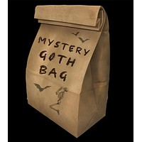 Gothic Mystery Bag - ALL NEW ITEMS (08-05-2018)
