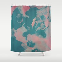 You Little Weirdo Shower Curtain by duckyb