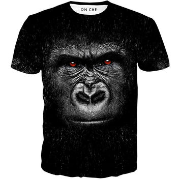 Harambe Face T-Shirt