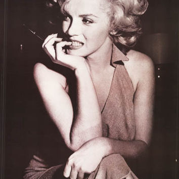Marilyn Monroe Portrait XL Giant Poster 40x60