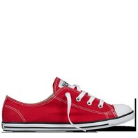 Converse - Chuck Taylor Dainty - Low - Red