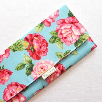 WOMEN'S WALLET /// Rose Garden