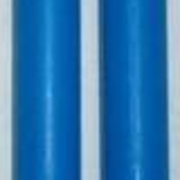 "1/2"" Light Blue Chime Candle 20 pack"