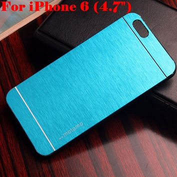 Metal Cases for apple iPhone 6 case for iPhone6 Accessories Durable Slim Protector 4.7inch