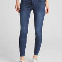 Mid Rise Favorite Ankle Jeggings | Gap