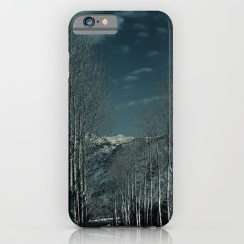 Lake City Park iPhone & iPod Case by Jessica Ivy