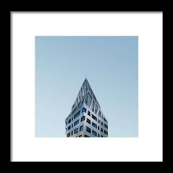 Urban Architecture - Berlin, Germany - Framed Print