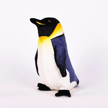 "Penguin Plush Doll  Stuffed Emulational Animal Toy Soft Sofa Pillow for Kids Girl and Boy Birthday Gift 10*6""  Hot Selling"