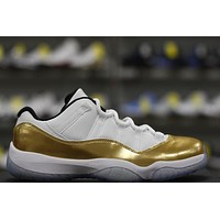 "Air Jordan Retro 11 Low ""Ceremony"""