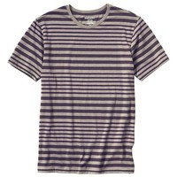 Banana Republic Mens Factory Multi Stripe Tee