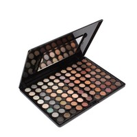 My SKy Makeup Warm Pro 88 Full Color Eyeshadow Palette (Style1)