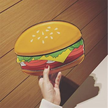 Foodie 3D Messenger Pouches