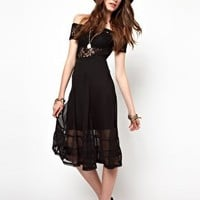 Free People Raven Dress at asos.com