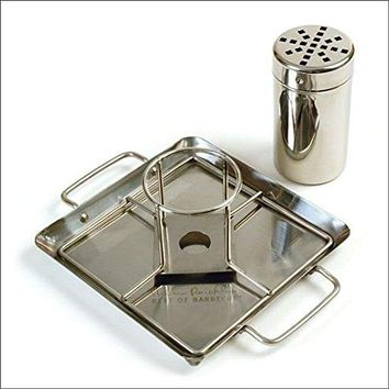 Beer-Can Chicken Roaster Rack, 1 PACK Stainless