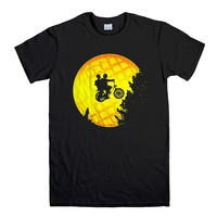 STRANGER THINGS MOON Men's T-Shirt