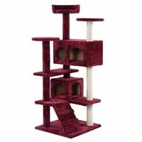 New Cat Tree Tower Condo plush