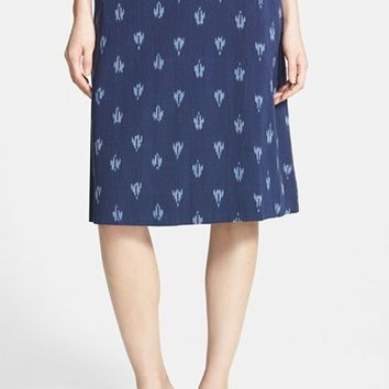 Women's Eileen Fisher Ikat Petal Skirt