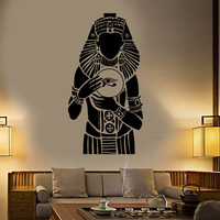 Vinyl Wall Decal Pharaoh Ancient Egypt Egyptian Stickers Mural (458ig)
