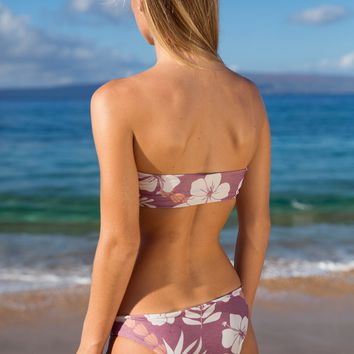 Stone Fox Swim 2018 Malibu Bottom in Besame