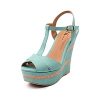 Womens SHI by Journeys Sandy Wedge in Mint | Shi by Journeys