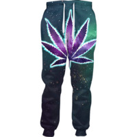 Glow Weed Joggers