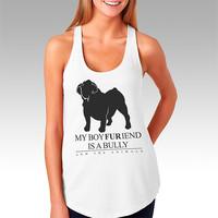 BoyFURiend Bulldog Top | Armtheanimals