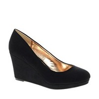 Oasis Wedge Shoes at asos.com