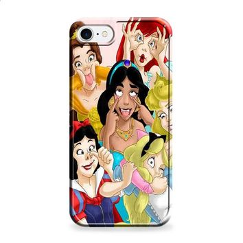Disney Princess Silly Faces iPhone 6 | iPhone 6S case