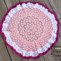 Pattern: Snap Dragon Baby Afghan