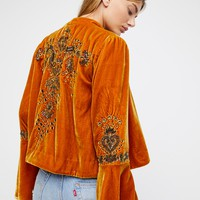 Free People Sacred Heart Jacket