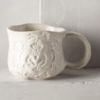 Forest Walk Mug by Anthropologie